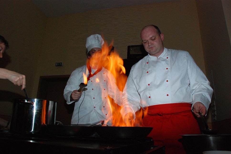 Dinnershow Leipzig