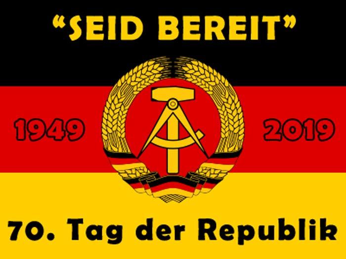 Dinnershow-Event und Veranstaltung zum Tag der Republik 2019 in Leipzig - Halle (Saale)